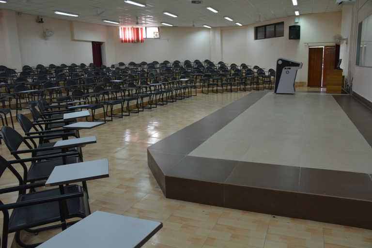 ICT Facility in Lecture Theaters