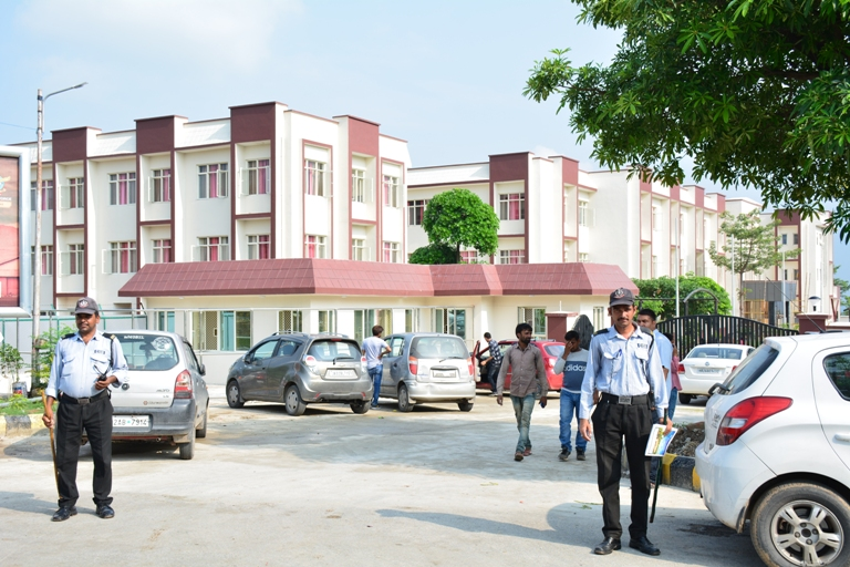 New Girls Hostel